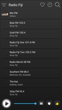 Fiji Radio Stations Online - Fiji FM AM Music screenshot 3
