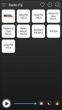 Fiji Radio Stations Online - Fiji FM AM Music poster
