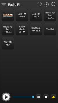 Fiji Radio Stations Online - Fiji FM AM Music screenshot 1