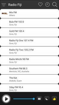 Fiji Radio Stations Online - Fiji FM AM Music screenshot 2
