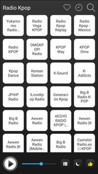 Kpop Radio Stations Online - Kpop FM Music / Songs poster