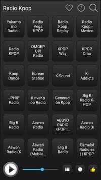 Kpop Radio Stations Online - Kpop FM Music / Songs screenshot 1