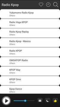 Kpop Radio Stations Online - Kpop FM Music / Songs screenshot 2