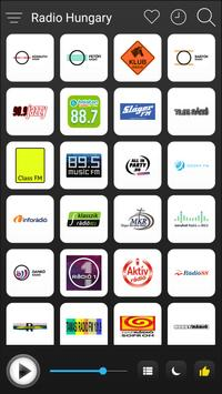 Hungary Radio Station Online - Hungary FM AM Music poster