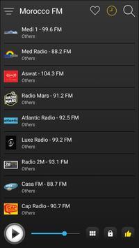 Morocco Radio Station Online - Morocco FM AM Music screenshot 3