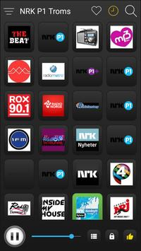 Norway Radio Stations Online - Norge FM AM Music screenshot 1