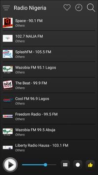 Nigeria Radio Station Online - Nigeria FM AM Music screenshot 3