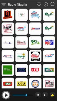 Nigeria Radio Station Online - Nigeria FM AM Music poster