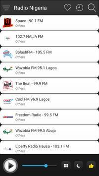 Nigeria Radio Station Online - Nigeria FM AM Music screenshot 2