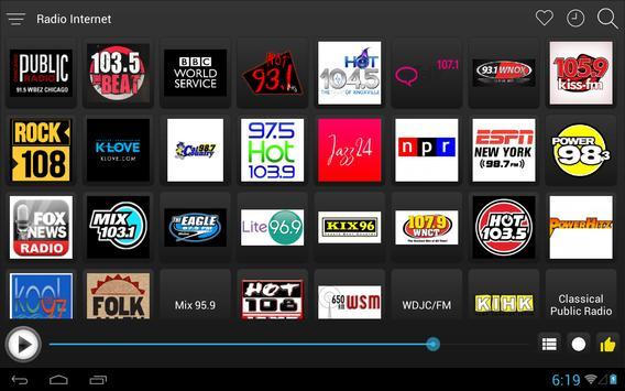 Nigeria Radio Station Online - Nigeria FM AM Music screenshot 6