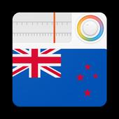 New Zealand Radio Stations Online - NZ FM AM Music icon