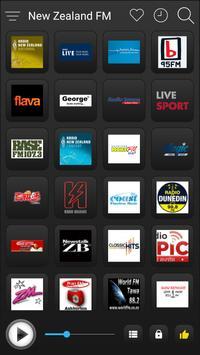 New Zealand Radio Stations Online - NZ FM AM Music screenshot 1