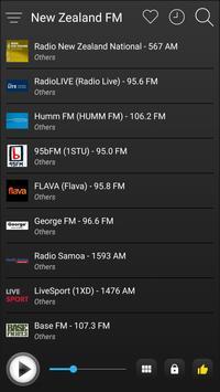 New Zealand Radio Stations Online - NZ FM AM Music screenshot 3