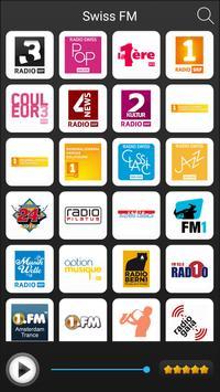 Switzerland Radio Stations Online - Swiss FM AM poster
