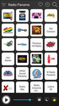 Panama Radio Stations Online - Panama FM AM Music poster