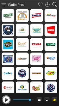 Peru Radio Stations Online - Peru FM AM Music poster