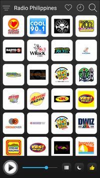 Philippines Radio Stations Online - Philippines FM poster
