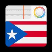 Puerto Rico Radio Station Online - Puerto Rico FM icon