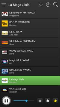 Puerto Rico Radio Station Online - Puerto Rico FM screenshot 3