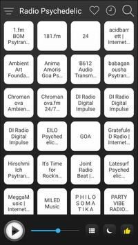 Psychedelic Radio Stations Online - Psychedelic FM poster