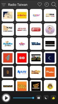Taiwan Radio Stations Online - Taiwan FM AM Music poster