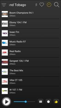 Trinidad and Tobago Radio Stations FM AM Online screenshot 3