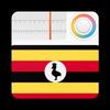 ikon Uganda Radio Stations Online - Uganda FM AM Music