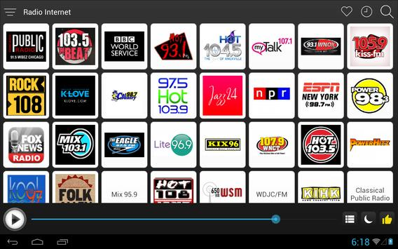 UK Radio Stations Online - English FM AM Music screenshot 5