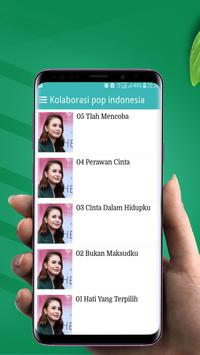 Kalaborasi Pop Indo screenshot 4