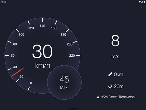Speedometer screenshot 4