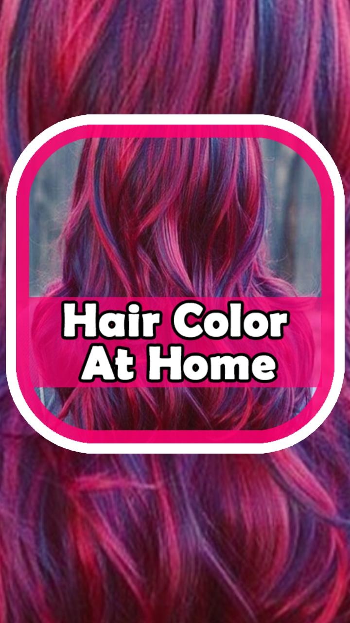 Hair Color at Home Tips for Android - APK Download