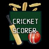 Cricket Scorer icon