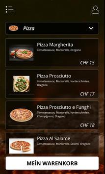 Pizzeria Bistro Efes Pratteln screenshot 1