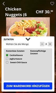 Pizzeria Bistro Efes Pratteln screenshot 2