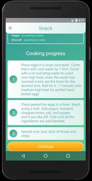 Free Meal Planner for Weight Loss + Shopping List screenshot 4