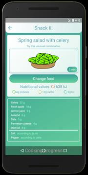 Free Meal Planner for Weight Loss + Shopping List screenshot 6