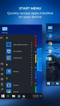 Computer Launcher Win 10 Launcher Free screenshot 16