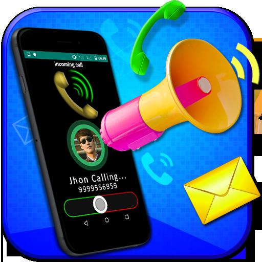 Caller Name Announcer - Speaker - Ringtone maker