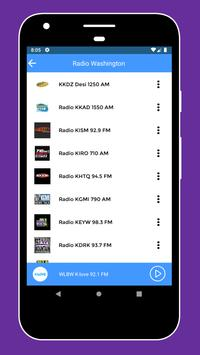 Radio USA - Radio USA FM + American Radio Stations screenshot 3