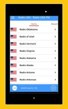 Radio USA - Radio USA FM + American Radio Stations screenshot 8