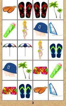 Memory 100 - Gratis Memory - Mahjong captura de pantalla 3