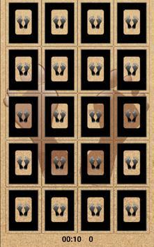 Memory 100 - Gratis Memory - Mahjong captura de pantalla 10