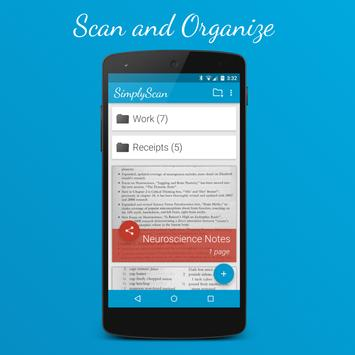 SimplyScan screenshot 8