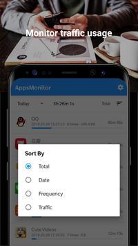 Monitry - Monitor the Apps Usage screenshot 4