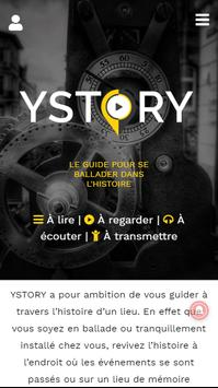 Ystory poster