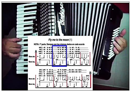 Learn how to play accordion online screenshot 3