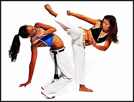 Learn capoeira, exercise training screenshot 1