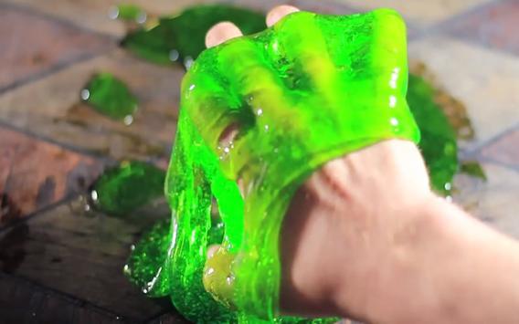 Learn to Make Slime, gorilla mucus. screenshot 1