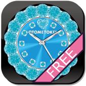 [FREE]CUTE QLOCK Blue Diamond icon