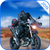 Man Moto Photo Suit icon